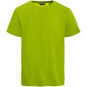 VAUDE Essential T-Shirt Homme, chute green